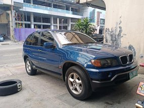 Selling Bmw X5 2003 in Quezon City