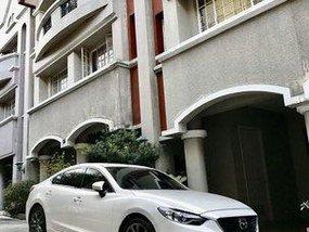 Selling White Mazda 6 2013 at 41000 km