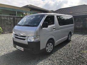 2020 Toyota Hiace Commuter 3.0 MT