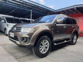 Mitsubishi Montero Sport 2014 GLX Automatic