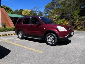 Sell Purple 2003 Honda Cr-V in Jones