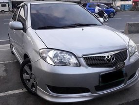 Sell Silver 2008 Toyota Vios in Quezon City