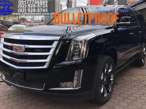 BRAND NEW 2020 CADILLAC ESCALADE BULLETPROOF INKAS LEVEL 6 ESV PLATINUM