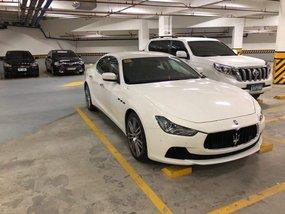 LOW MILEAGE 2016 Maserati Ghibli 3.0 AT