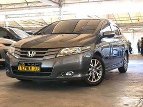 2009 Honda City 1.5E Automatic Gas Gray