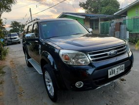 2014 FORD EVEREST LIMITED DIESEL AUTOMATIC