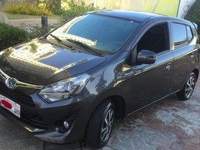 Selling Toyota Wigo 2019 in Manila