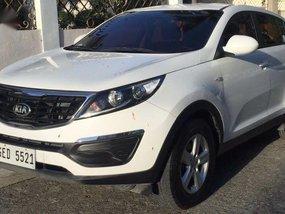 White Kia Sportage 2016 for sale in Cebu city