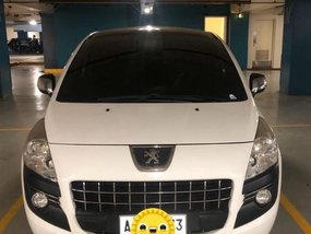 Selling White Peugeot 3008 2013 in Bonifacio