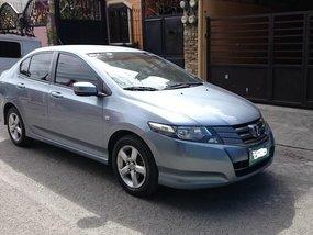 Blue Honda City 2009 for sale in Las Piñas