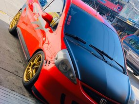 Sell Red 2000 Honda Fit in Marilao