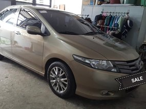2011 Honda City 1.5E AT Top of the LIne with Paddle Shift