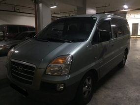 HYUNDAI STAREX 2007 for sale in Pasig