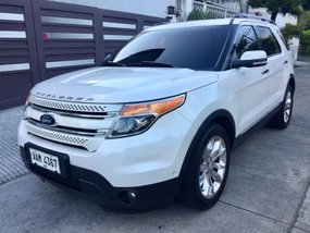 2014 Ford Explorer 3.5L 4x4 AT