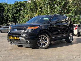 2013 Ford Explorer 3.5L 4x4 AT