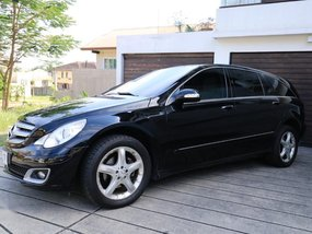 Sell Black 2007 Mercedes-Benz R-Class in Filinvest 2