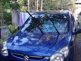 Selling Blue Suzuki Alto 2014 in Manila