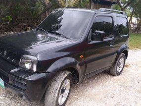 Sell Black 2011 Suzuki Jimny in Cebu City