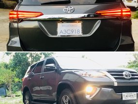 Toyota Fortuner G 4x2 2018 AT