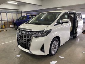 Selling Toyota Alphard 2020 in Pasay