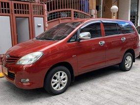 Toyota Innova 2009 E MT