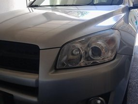 Silver Toyota Rav4 2011 for sale in Manila