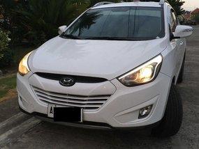 Hyundai Tucson 2014 for sale in Davao City