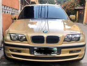 Selling Bmw 318I 2001 in Manila