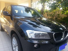 Black Bmw X3 2011 for sale in Mandaluyong