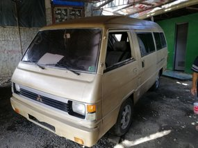 Sell Beige 1996 Mitsubishi L300 in Manila