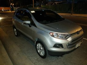 Selling Silver Ford Ecosport 2016 in Cainta