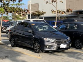 Black Honda City 2019 for sale in Automatic