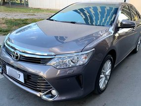 Selling Grey Toyota Camry 2016 in Taguig