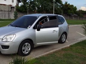 Sell Silver 2009 Kia Carens in Quezon City