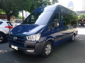 For Sale: 2017 Hyundai H350 DLX Manual