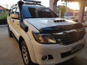 2014 Toyota Hilux G 4x2 A/T Diesel