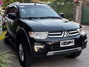 2015 Mitsubishi Montero GLX