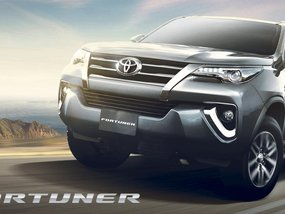 BRAND NEW 2020 TOYOTA FORTUNER E Diesel A/T