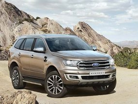 Ford PH strengthens SUV line-up with the all-new 2020 Ford Everest Trend 4x2 AT