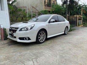 White Subaru Legacy 2013 for sale in Manila