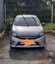 Sell Silver 2015 Toyota Wigo in Manila
