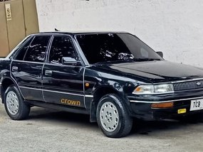 Black Toyota Corona 1992 for sale in Quezon City