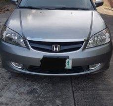 Selling Silver Honda Civic 2004 in Manila