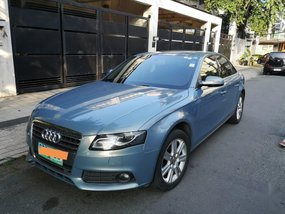 Sell Blue 2011 Audi A4 in Manila