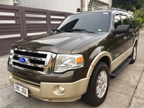 2008 Ford Expedition 5.4L 4x4 AT