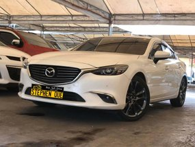 2016 Mazda 6 2.5L Sedan 14k mileage only with full service records (Sky Active)