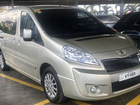 2016 Peugeot Expert Tepee 2.0L AT