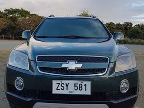 Purple Chevrolet Captiva 2009 for sale in Taytay