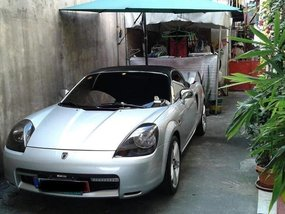 Purple Toyota Mr-S 2007 for sale in Quezon City