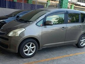 Brown Toyota Ractis 2008 for sale in Manila